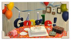 Google 13 周年