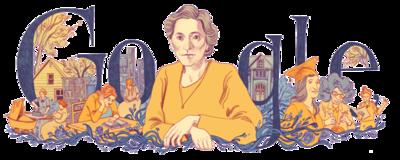 146. Geburtstag von Alice Salomon