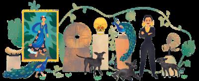 110º aniversario del nacimiento de Dolores Olmedo