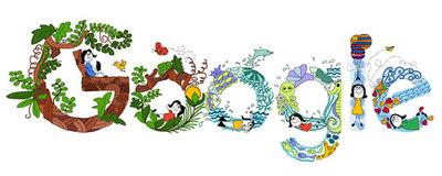Happy Children's Day! Meet the Doodle For Google winner!