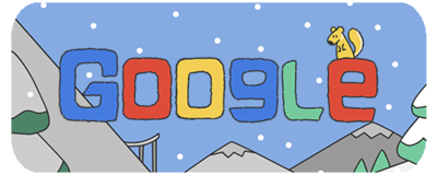 Doodle スノーゲーム!(12 日目)