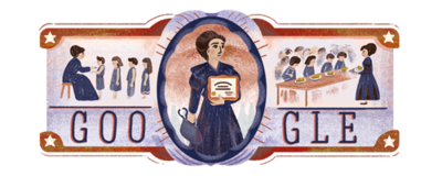 152º aniversario del nacimiento de Eloísa Díaz
