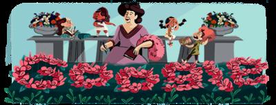 166.º aniversario del nacimiento de Emilia Pardo Bazán