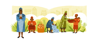 Esther Afua Ocloo's 98th Birthday