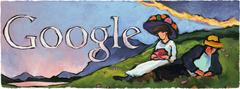 137. Geburtstag von Gabriele Münter