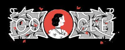 132º aniversario del nacimiento de Hermila Galindo