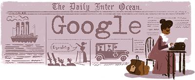 Ida B. Wells' 153rd Birthday