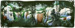 Descoberta das Cataratas do Iguaçu por Álvar Núñez Cabeza de Vaca