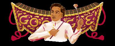 Luang Pradit Phairoh's 136th Birthday