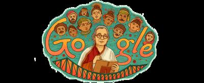 Mahasweta Devi's 92nd birthday