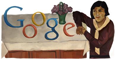 112o aniversario del nacimiento de María Izquierdo