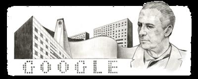 107º aniversario del nacimiento de Mario Pani