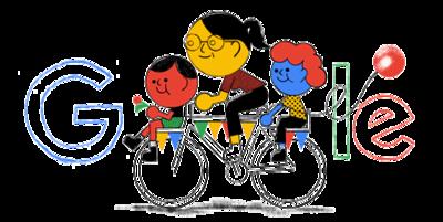 Dzień Matki - doodle autorstwa Tymka Jezierskiego
