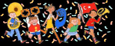 Ulusal Egemenlik ve Çocuk Bayramı 2017