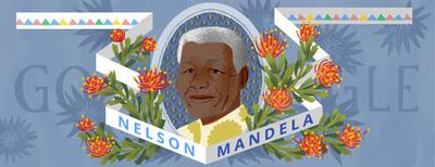 ネルソン マンデラ (1918 - 2013)