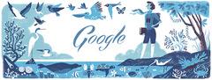 レイチェル カーソン 生誕 107 周年