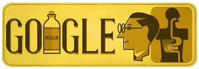 フレデリック バンティング 生誕125周年