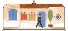 156o aniversario del nacimiento de Tomás Carrasquilla