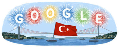 Türkiye Cumhuriyeti'nin 91'inci Yılı