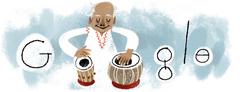 Ustad Alla Rakha's 95th Birthday