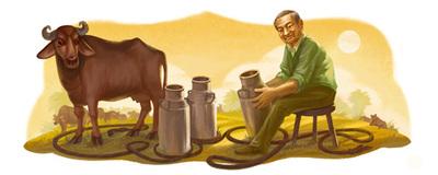 Verghese Kurien's 94th Birthday