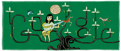 100º aniversario del nacimiento de Violeta Parra