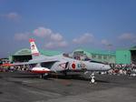 2006浜松基地 T-4 50周年塗装