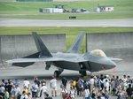 2009横田基地 F-22展示 4