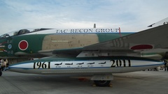 RF-4E地上展示 その4