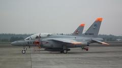 入間基地航空祭2011年 T-4地上展示