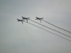 入間基地航空祭2013年 ブルーインパルス