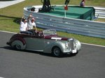 F1ドライバーズパレード