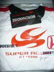 SUPER AGURI F1 Tシャツ