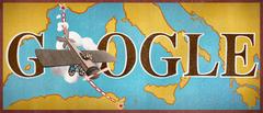100ème anniversaire de la première traversée aérienne de la méditerranée
