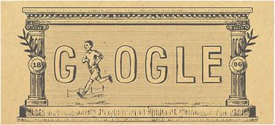 初の近代オリンピック 120 周年