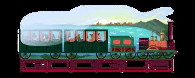 180° anniversario dell'inaugurazione della prima linea ferroviaria italiana