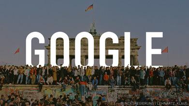 ベルリンの壁崩壊 25周年