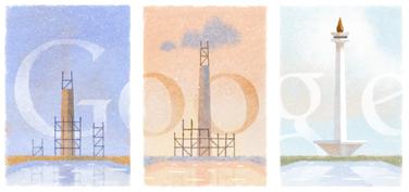 Ulang Tahun ke-40 Monumen Nasional Indonesia