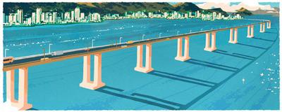 42o Aniversário do Ponte Rio-Niterói