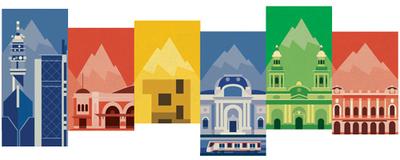 475o Aniversario de la Fundación de Santiago de Chile