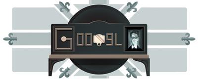 ジョン ロジー ベアード がテレビ送受信を世界で初めて公開して 90 周年記念