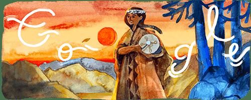 78o aniversario del nacimiento de Aimé Painé