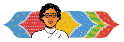 Anasuya Sarabhai's 132nd Birthday