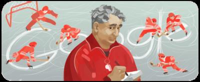 101 год со дня рождения Анатолия Тарасова