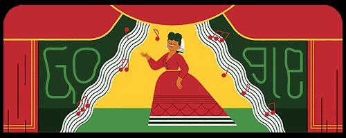 175o aniversario del nacimiento de Angela Peralta