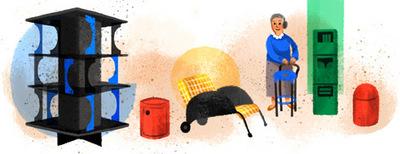 94° anniversario della nascita di Anna Castelli Ferrieri