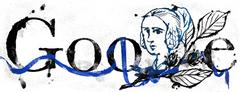217. Geburtstag von Annette von Droste-Hülshoff