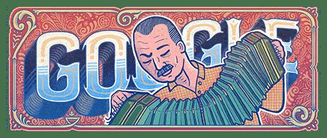 100.o aniversario del nacimiento de Astor Piazzolla