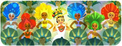 108o Aniversário de Carmen Miranda
