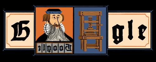 Zu Ehren von Johannes Gutenberg